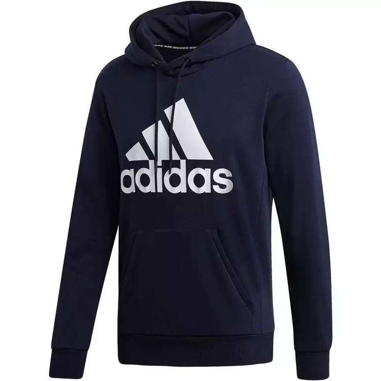 Adidas Mh Bos - Herren Hoodie - Legend Ink-White für 27,90€ inkl. Versand (statt 44€) - Newsletter