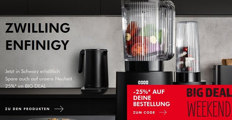Zwilling Black Friday Sale 5