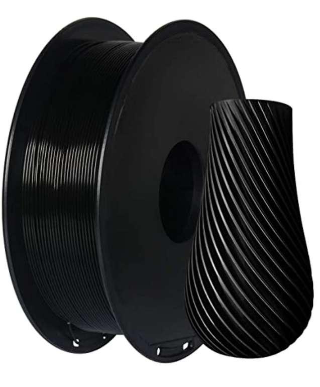 TEQStone PLA Filament 1,75 mm für 3D Drucker für 15,39€ inkl. Prime Versand (statt 22€)