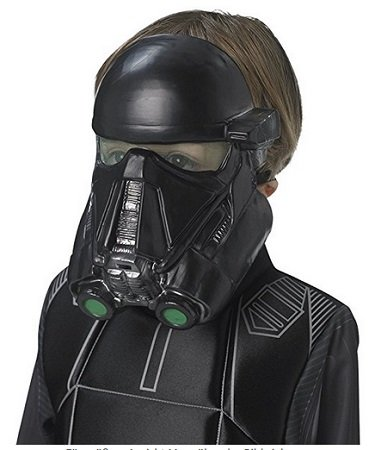 Rubie´s Star Wars Death Trooper Maske ab 3,99€ zzgl. VSK (statt 15€)