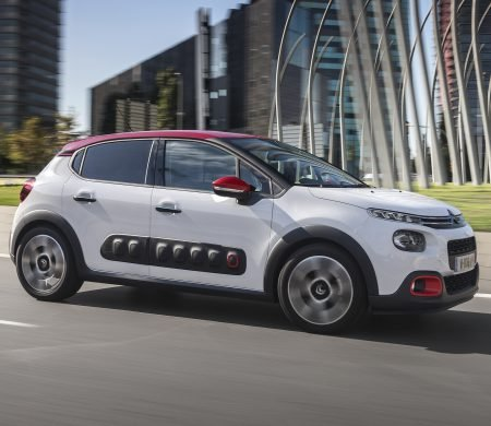 Gewerbe-Leasing: Citroën C3 PureTech 82 Shine ab 64€ Netto mtl. (LF: 0,44)
