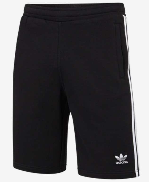 2er Pack Adidas 3-Stripes Shorts (in grau oder schwarz) für 39,98€ inkl. Versand (statt 55€)
