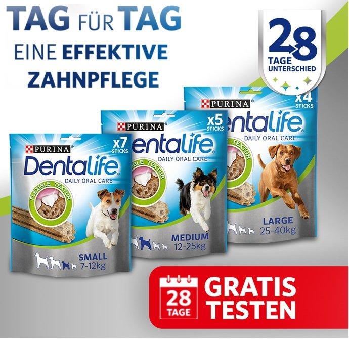 Purina Dentalife gratis testen (GzG)