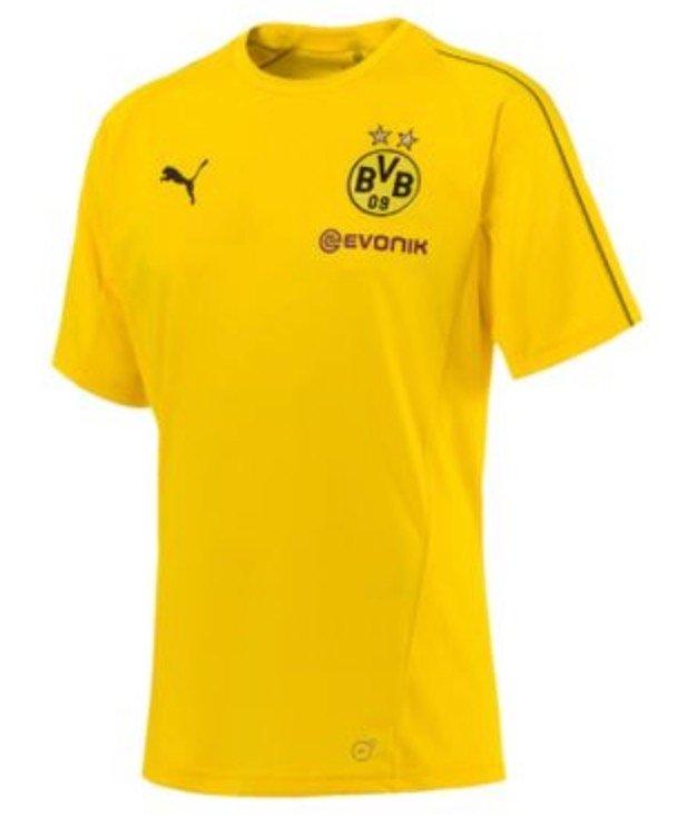 Puma BVB Borussia Dortmund - Herren Training Jersey mit Sponsor für 12,12€ inkl. Versand (statt 24€)
