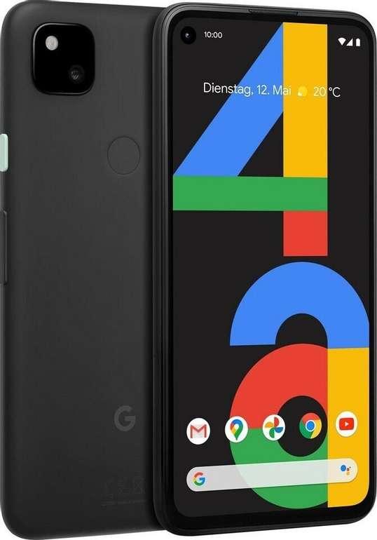 Google Pixel 4a inkl. o2 All-In M Allnet-Flat mit 12GB LTE für 19,99€ mtl.