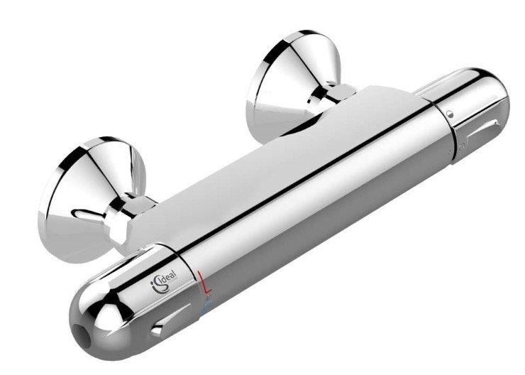 "Ideal Standard Brause-Thermostat ""Idrotherm"" für 44€ inkl. Versand (statt 104€)"