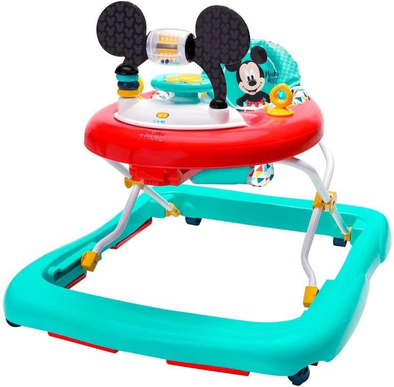 Bright Starts Disney Micky Maus Lauflernhilfe für 42,38€ inkl. Versand (statt 52€)