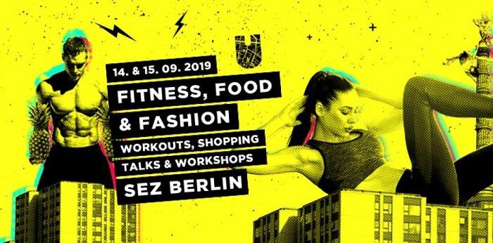 Urban Fit Days in Berlin 2019 TravelCircus