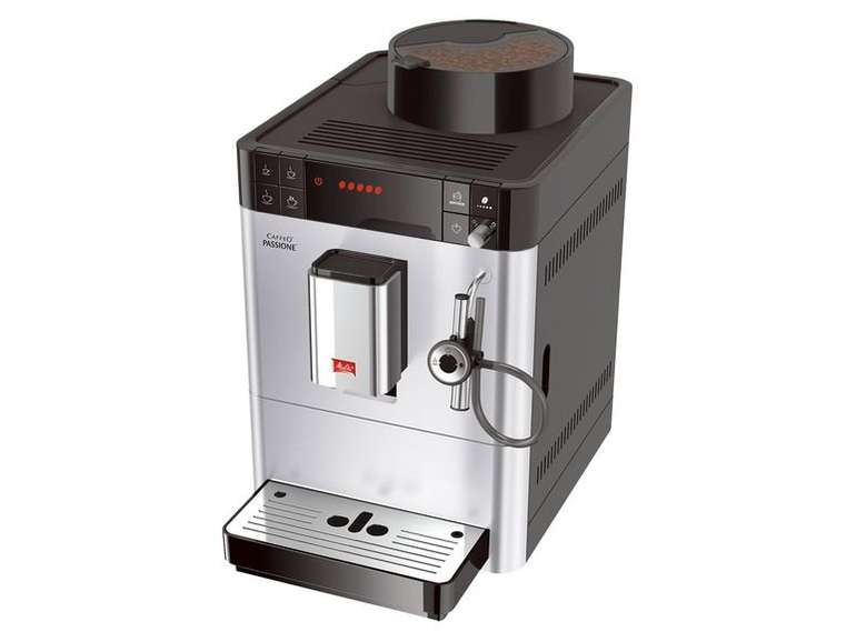 Melitta Caffeo Passione F53/0-101 Kaffeevollautomat für 299€ (statt 335€)