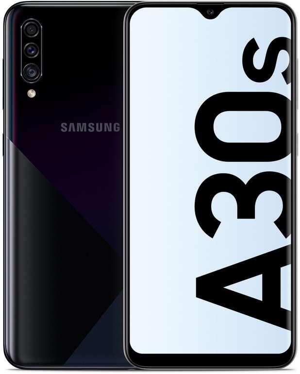 "Samsung Galaxy A30s - 6,4"" Smartphone (Android 9, Triple Kamera, 4GB RAM, 4.000 mAh) für 189,99€"