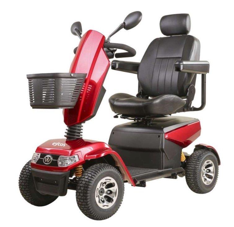Eycos Elektromobil SUV Quad (ca. 40 km Reichweite, max. Geschwindigkeit 12 km/h) für 671,46€ (statt 944€)