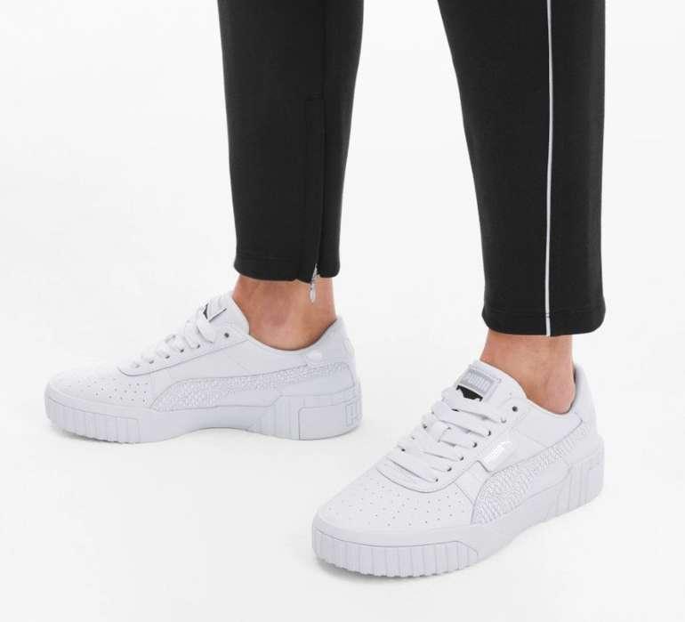Puma Cali Snake Damen Sneaker in zwei Colourways für je 40,90€ inkl. Versand (statt 53€)
