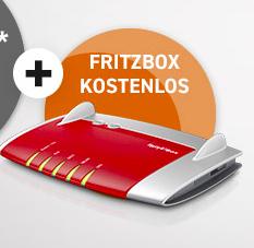 Vodafone RED DSL (Internet + Telefonieflat) + WLAN Router ab effektiv 11,66€ mtl