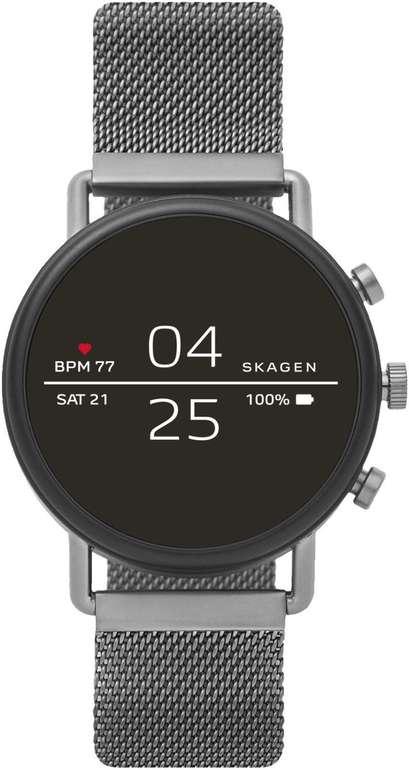 Skagen SKT5105 Falster 2 Smartwatch mit Milanaise-Armband für 99€ inkl. Versand (statt 179€)