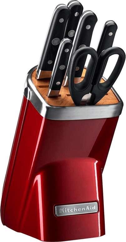 KitchenAid Messerblock KKFMA07OB mit Diamant-Wetzstahl in 2 Farben für je 205,94€ inkl. Versand
