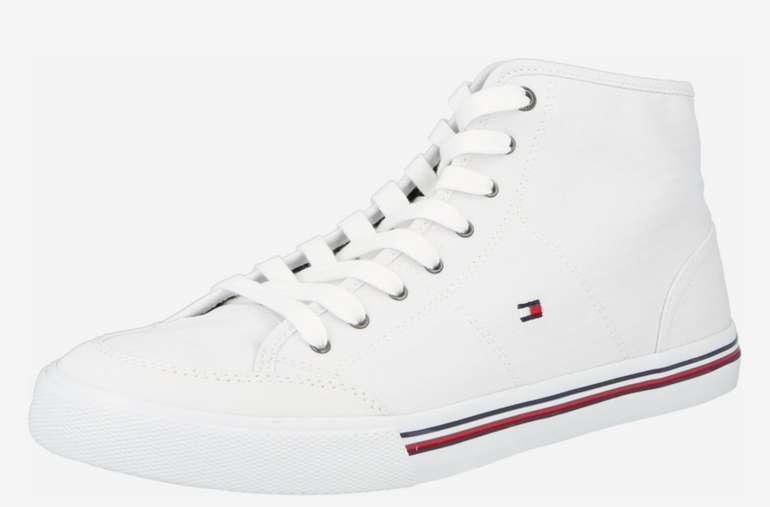 Tommy Hilfiger Herren Sneaker in Weiß für 39,92€inkl. Versand (statt 60€)