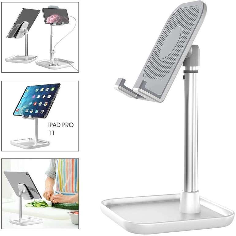 Licheers verstellbarer Smartphone & Tablet Ständer für 10,39€ inkl. Prime Versand (statt 16€)