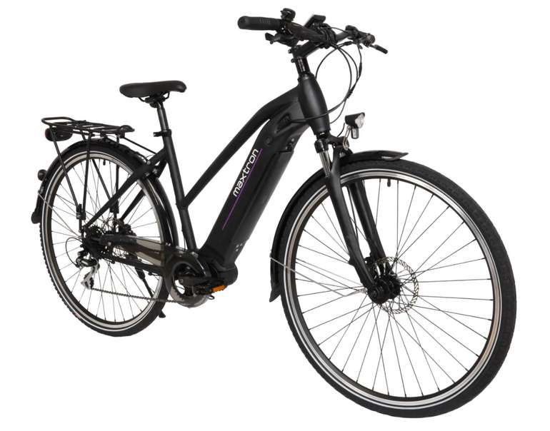 Maxtron Damen E-Trekking-Bike MT-14X für 1.484,10€ inkl. Versand (statt 1803€)
