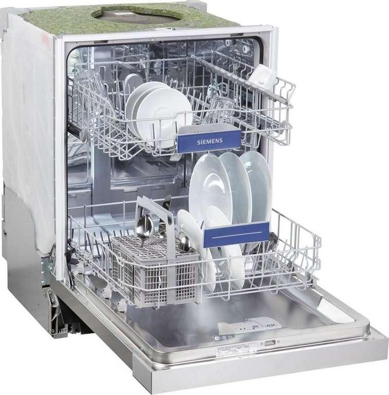 Siemens Unterbaugeschirrspüler iQ300 (SN436S07GE) für 408,95€ inkl. Versand
