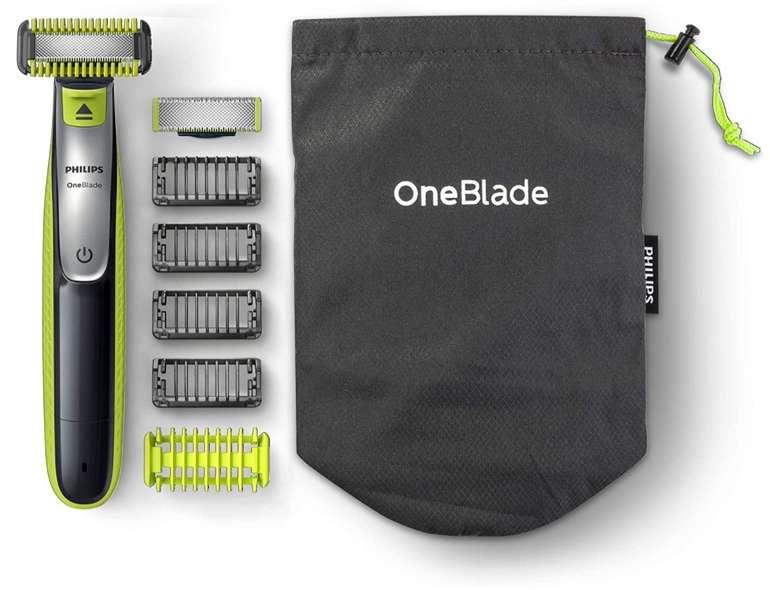 Philips OneBlade Face + Body QP2630/30 mit 2 Klingen (1x Gesicht, 1x Körper) für 35,85€ inkl. Versand