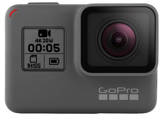 GoPro Hero5 Black Action Cam für 159,99€ inkl. VSK (statt 209€) - Refurbished!