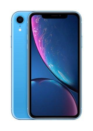 Apple iPhone XR mit 128 GB Speicher in Gelb oder Blau für je 699,90€