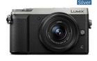 Panasonic GX80 4K-DSLM Systemkamera inkl. 12-32 mm Objektiv für 504,49€