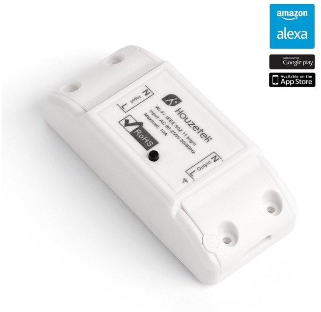 Houzetek Smart Breaker (Voice Control Switch) für 4,73€ inkl. Versand