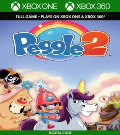 Peggle 2 (Xbox One/Xbox 360) für 1,79€ als Download Code
