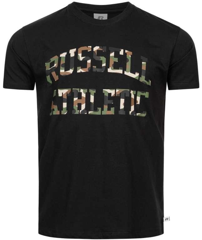 Russell Camo Logo Herren T-Shirt für 16,94€ inkl. Versand (statt 20€)