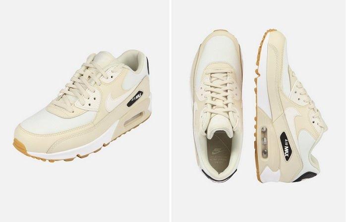 Nike Air Max 90 Damen Sneaker für 80,67€ inkl. VSK