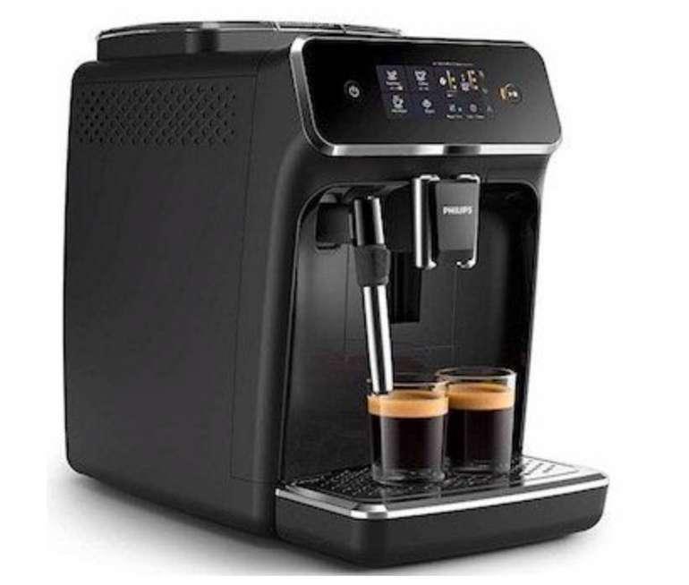 Philips EP2221/40 Kaffeevollautomat mit SensorTouch Nutzeroberfläche für 241,40€