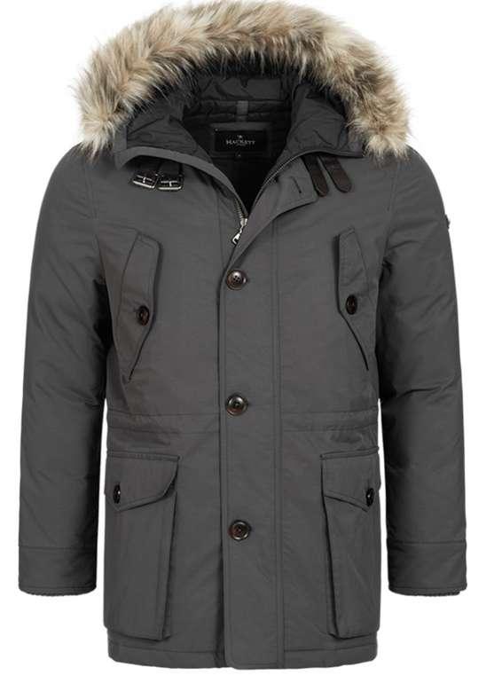 Hackett London Arctic Parka Herren Daunenjacke in Grau für 159,99€inkl. Versand (statt 250€)