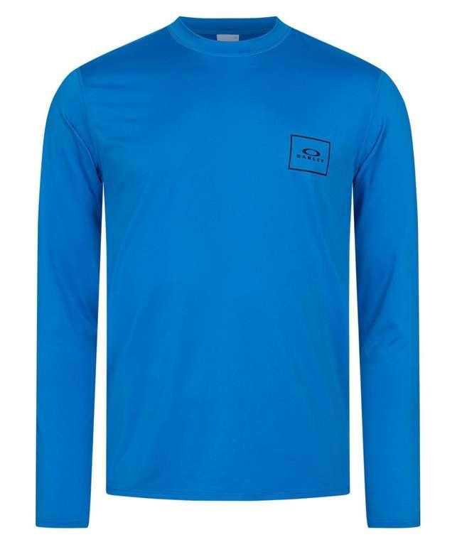 Oakley Relax Herren Langarm Shirt für 19,94€ (statt 25€)