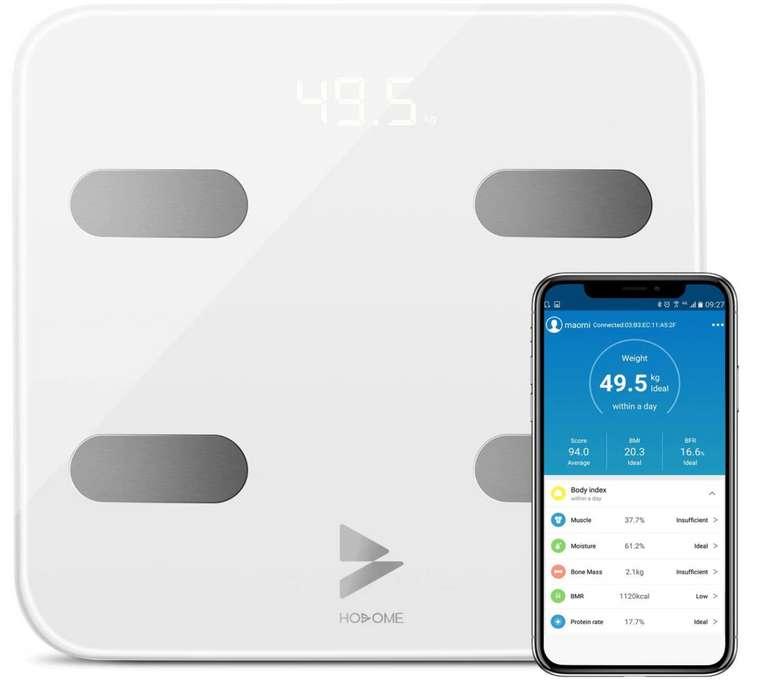 Yuanguo digitale Körperfettwaage mit App für 17,99€ inkl. Prime Versand (statt 30€)