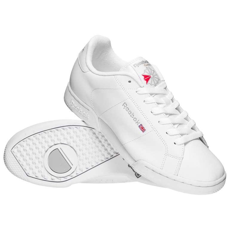 Reebok Classic NPC II - Herren Echtleder-Sneaker für 43,94€ (statt 70€)