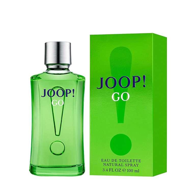 Joop! GO Eau de Toilette 100ml für 18,32€ inkl. Versand (statt 22€)