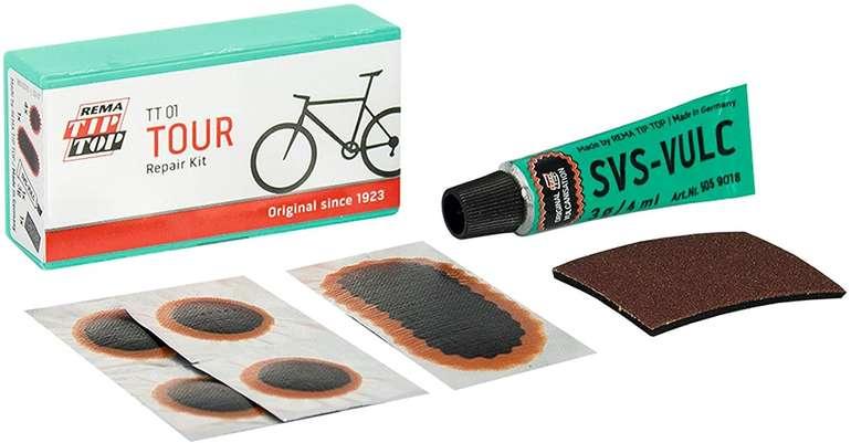 Rema Tip Top (TT01) Reparaturkästchen Fahrrad für 1,52€ (statt 4€) - Abholung!