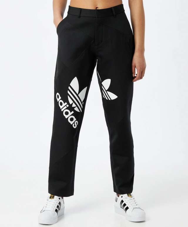 Adidas Originals Suit Hose in Schwarz für 71,40€ inkl. Versand (statt 160€)