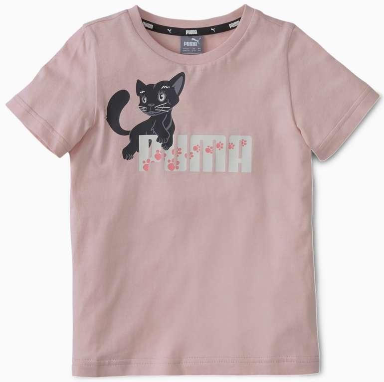 Puma Animals Kinder T-Shirt in 4 verschiedenen Farben für 13,99€ inkl. Versand (statt 18€)