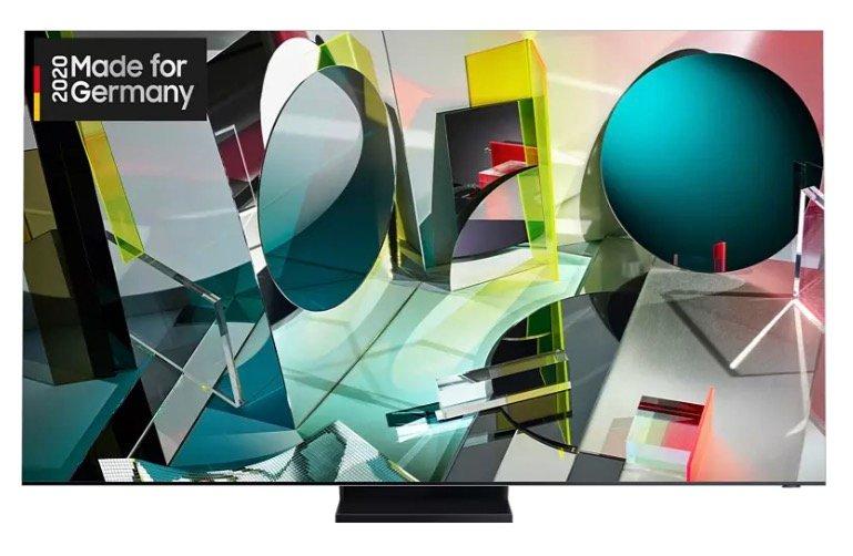 """Samsung """"GQ75Q950T"""" TV (75 Zoll, QLED 8K) für 3.990€ + 1.200 € Cashback"""