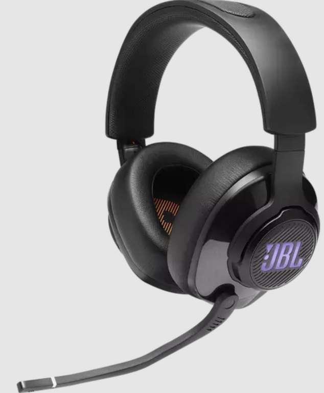 JBL Quantum 400 Over-ear Gaming Headset in Schwarz für 77€ inkl. Versand (statt 90€)