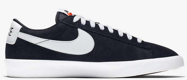 Nike Blazer Low Premium Vintage Suede Herren Schuhe für 50,38€ inkl. Versand (statt 59€) - Nike Member!