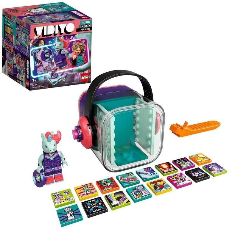 Lego Unicorn DJ BeatBox (43106) für 6,84€ inkl. Prime Versand (statt 16€)