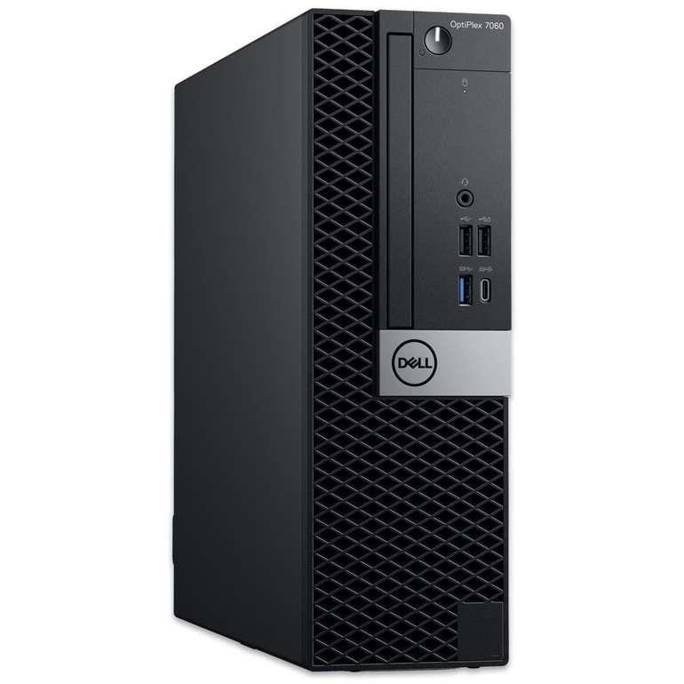 Dell OptiPlex 7060 SFF PC (i5,  8GB RAM, 250GB SSD & Win10 Home) für 349€ - Zustand: A+!