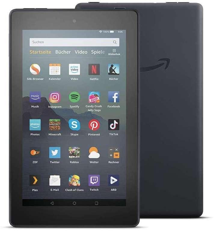 2 x Amazon Fire Tablet 7 (2019) mit Alexa Hands-free für 49,98€ (Paydirekt)