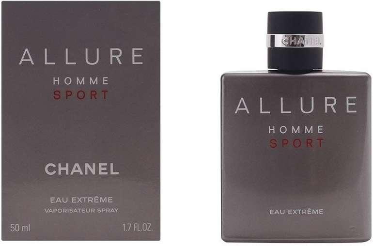 50ml Chanel Allure Homme Sport Eau Extreme Eau de Toilette für 57,56€ inkl. VSK (statt 74€)