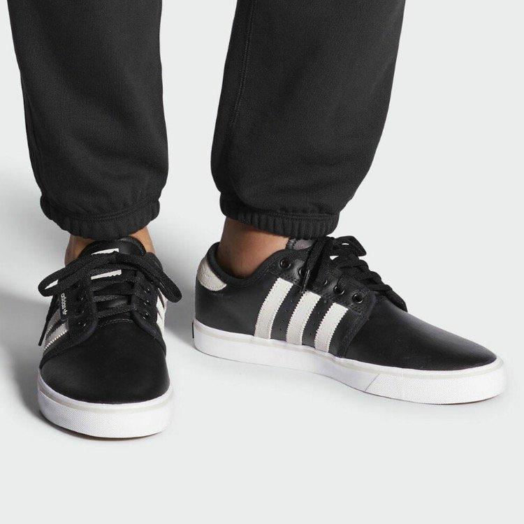 Adidas Originals Seeley Leder-Sneaker (Lowcut) für 37,47€ inkl. Versand