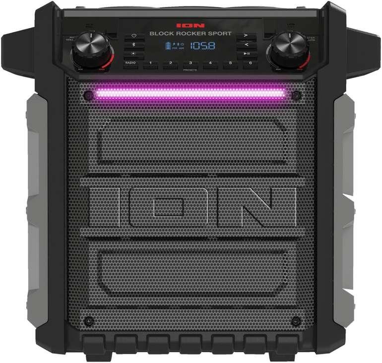 ION Audio Block Rocker Sport - 100Watt Bluetooth Lautsprecher mit viele Features für 93,96€ inkl. Versand (statt 178€)