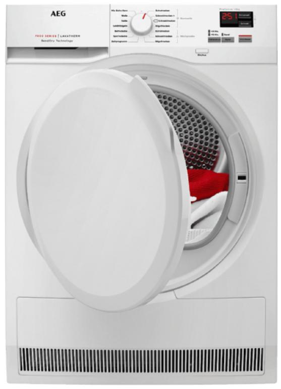 Wärmepumpentrockner AEG T7DB40680 für 499€ inkl. Versand (statt 566€)